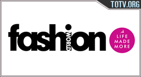 World Fashion Ru tv online mobile totv