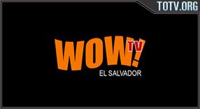 WOW El Salvador tv online mobile totv