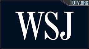 WSJ Live tv online mobile totv