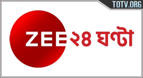 Zee 24 Ghanta tv online mobile totv