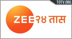 Watch Zee 24 Taas
