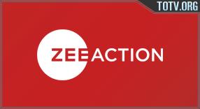 Zee Action tv online mobile totv