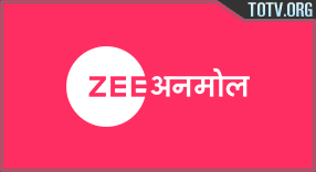 Zee Anmol tv online mobile totv