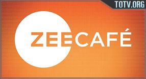 Zee Café tv online mobile totv