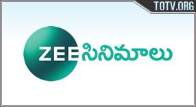 Watch Zee Cinemalu