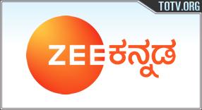 Watch Zee Kannada