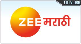 Watch Zee Marathi