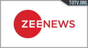 Zee News tv online mobile totv