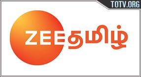 Zee Tamil tv online mobile totv