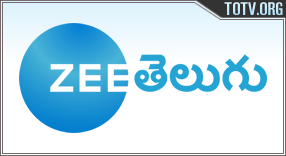 Zee Telegu tv online mobile totv