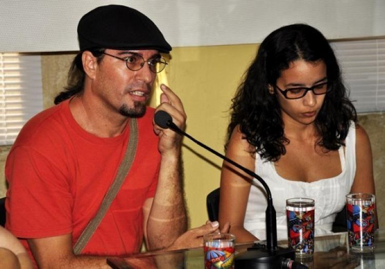 Alejandro Ramírez Anderson y Mónica Rivero