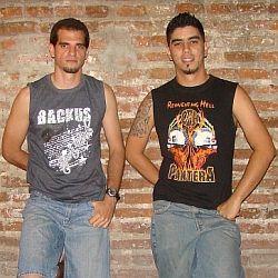 Alexey González Bello y Alejandro César González Rodríguez