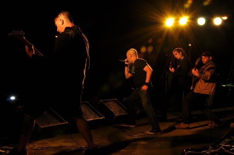 Blinder en Brutal Fest 2015