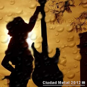 Ciudad Metal 2012 bajo la lluvia