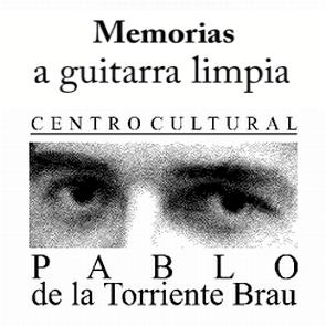 Ediciones La Memoria / Colección A guitarra limpia