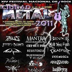 Ciudad Metal 2011