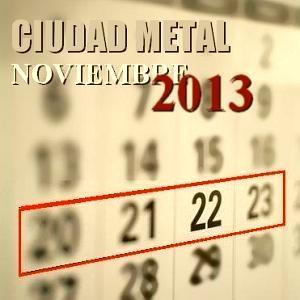 Ciudad Metal 2013