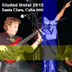 Ciudad Metal 2012