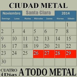 Ciudad Metal 2014