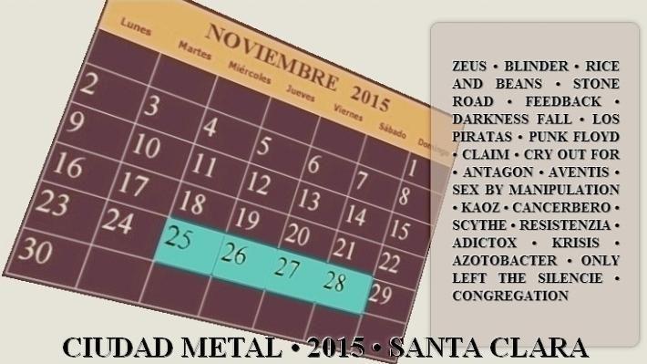 Ciudad Metal 2015