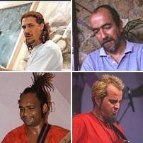 Elmer Ferrer, Roberto Carcassés, Ruy López-Nussa, Descemer Bueno