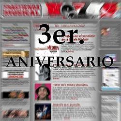 Tercer aniversario de Trastienda musical