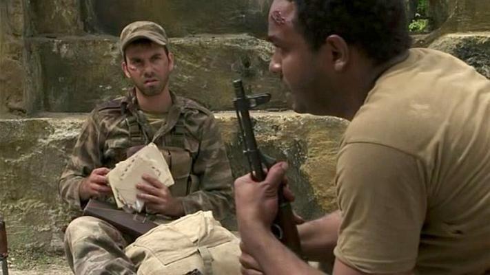 Filme cubano La emboscada