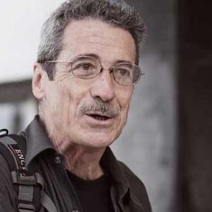 Fernando Pérez, director de filmes como Clandestinos, Madagascar, La vida es silbar, Suite Habana y José Martí: El ojo del canario