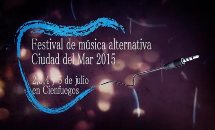 Festival de música alternativa Ciudad del Mar 2015