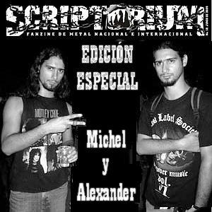 Alexander y Michel