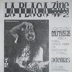 Fanzine La Plaga