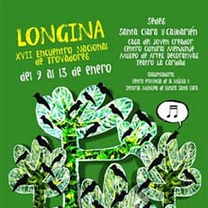 Fragmento del cartel del Festival Longina 2013