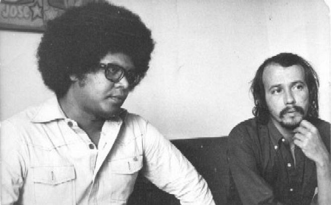 Pablo Milanés y Silvio Rodríguez