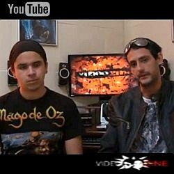 Videozine: entrevista a la banda Asgard