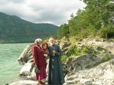 Моя мама, моя дочь Пелагея, отец Павел