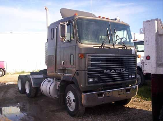Truck-Driver-Worldwide - Mack