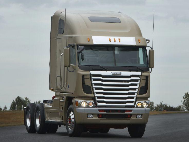 Truck Driver Worldwide Freightliner