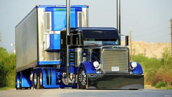 Truckdrivers-Germany