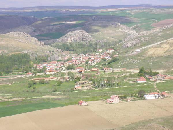 Köyün Genel Görünümü