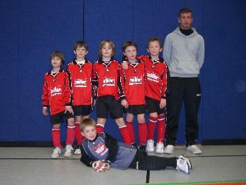 TuSEM Essen F1-Jugend am 02.02.2008