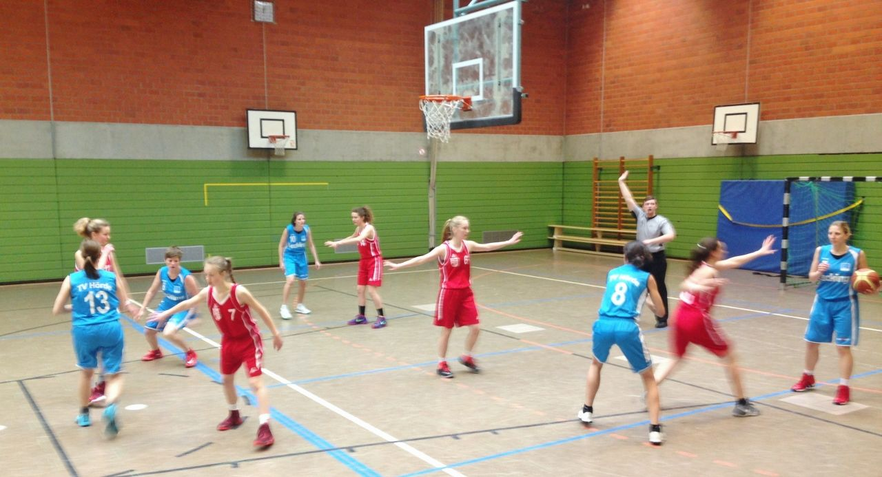 TV Hörde Basketball - Home