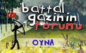 BATTAL GAZİNİN TORUNU