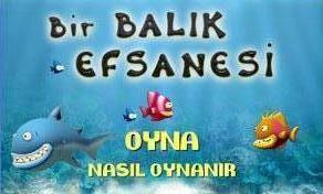 BİR BALIK EFSANESİ