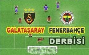 GALATASARAY FENERBAHÇE DERBİSİ