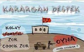 KARARGAH DESTEK