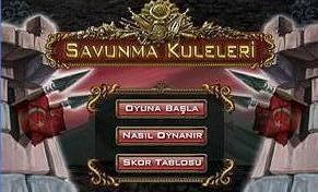 SAVUNMA KULELERİ