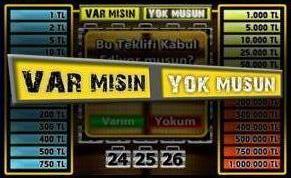 VAR MISIN YOK MUSUN