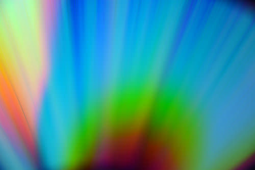 1.Bild abstract colorful lights on cd