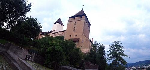 Panoramabild Schloss Burgdorf