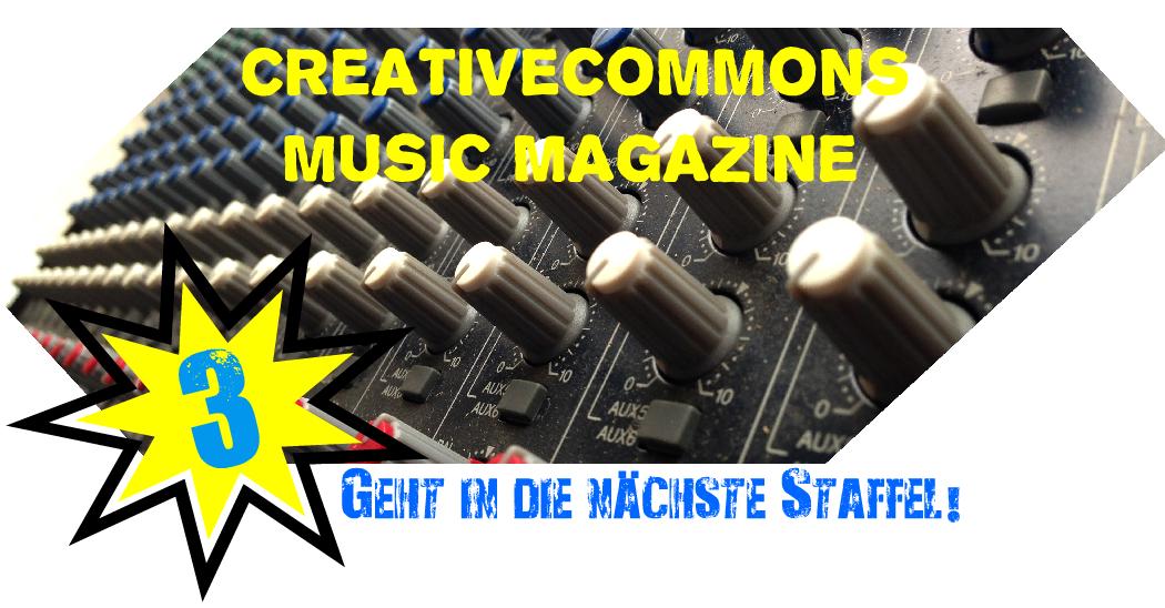 CreativeCommons Music Magazine